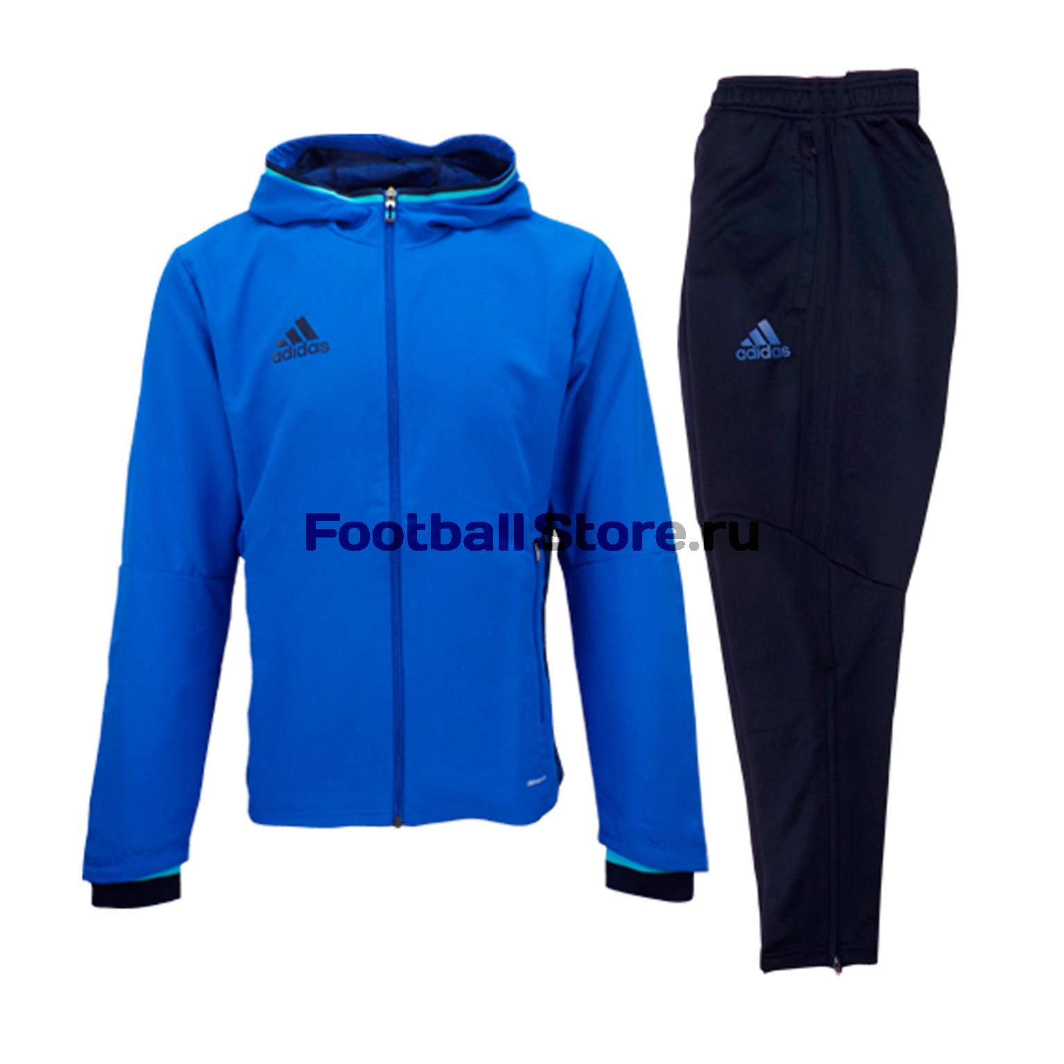 Костюм спортивный Adidas Con16 Pre Suit AB3059