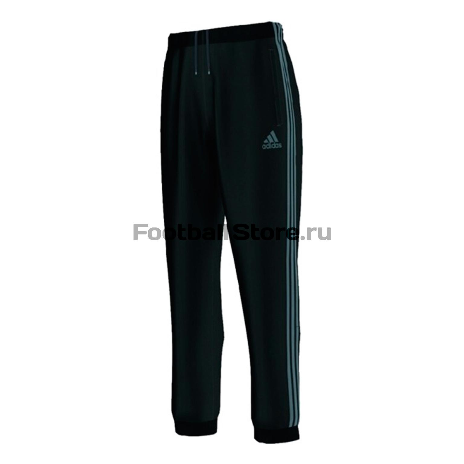 Брюки ветрозащитные Adidas Con16 Rain PNT AN9873 брюки adidas con16 trg pnt ab3131