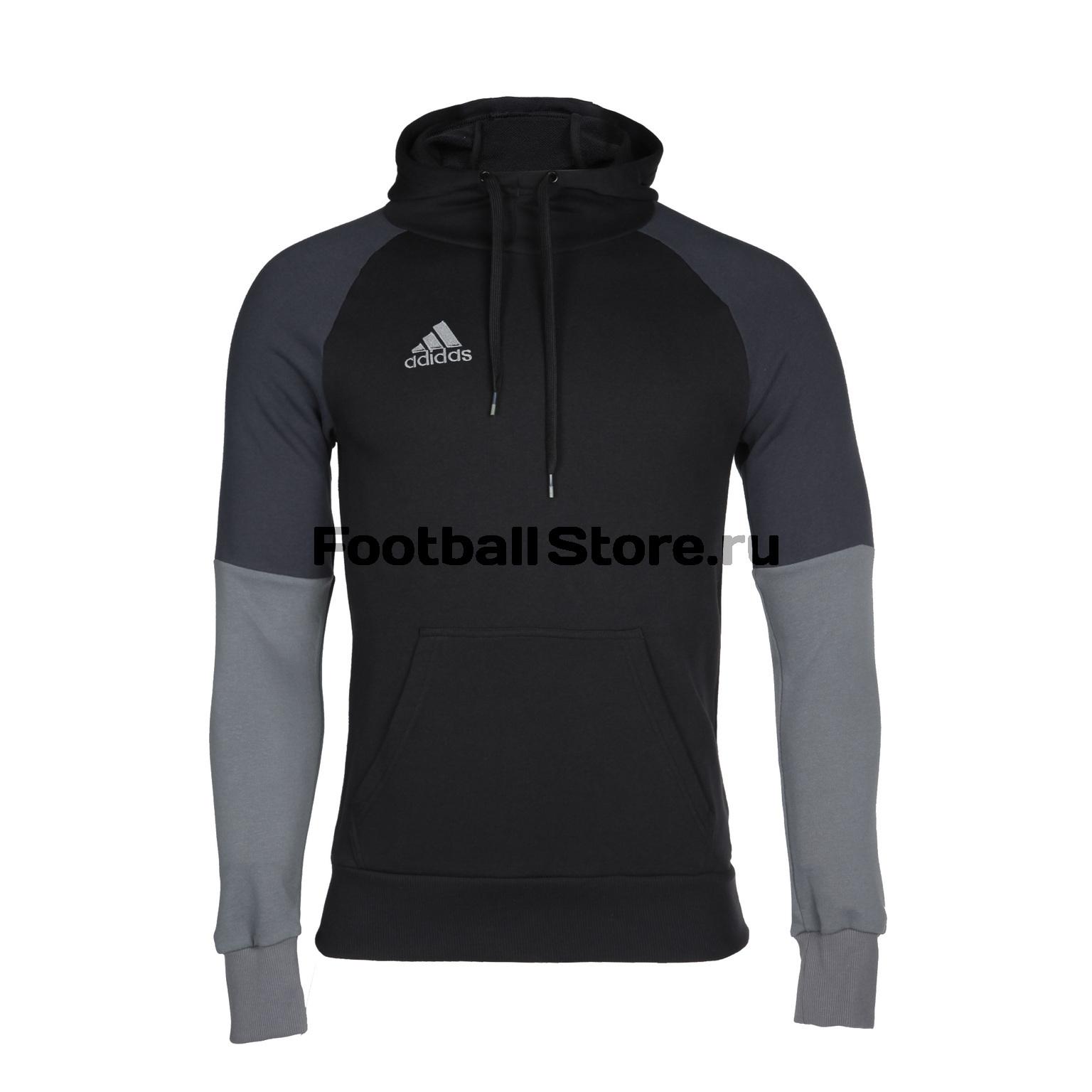 Толстовка Adidas Con16 Hoody AN9889 куртка утепленная adidas con16 pad jkt ab3145