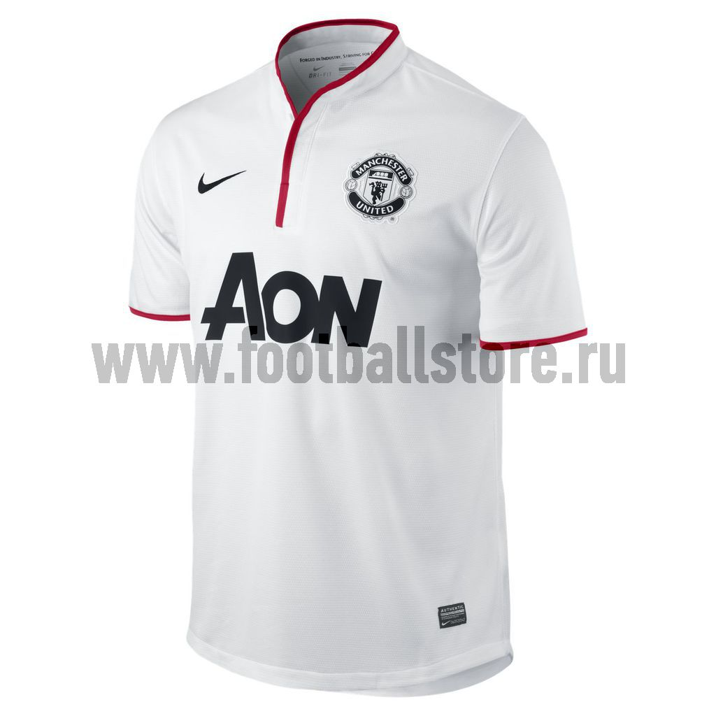 Manchester United Nike Майка игровая Nike Man Utd SS AWAY 479281-105