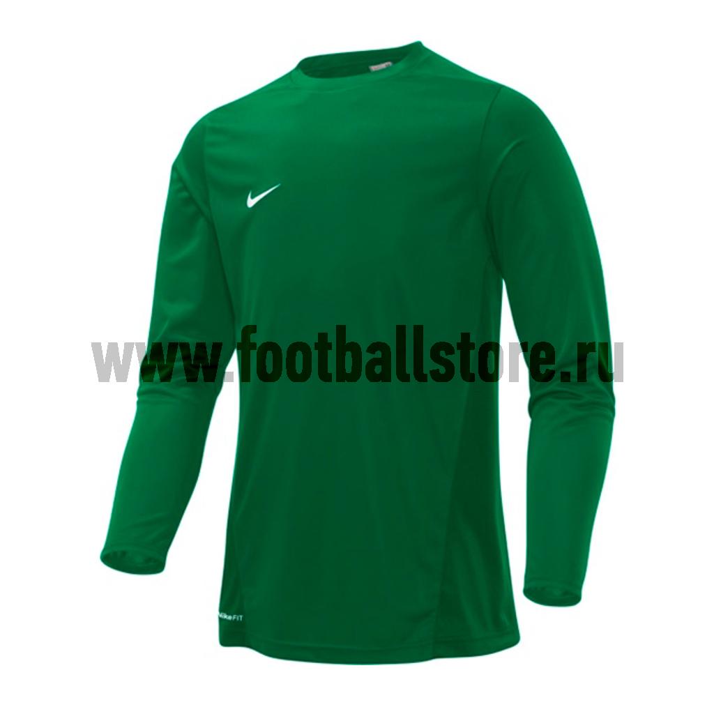 Футболки Nike Майка игровая Nike Park iv game jersey ls