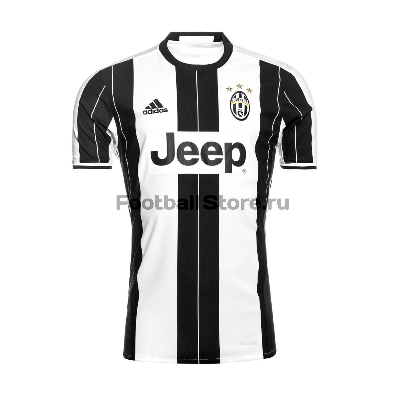 Adidas Футболка подростковая Adidas Juventus Home AI6244
