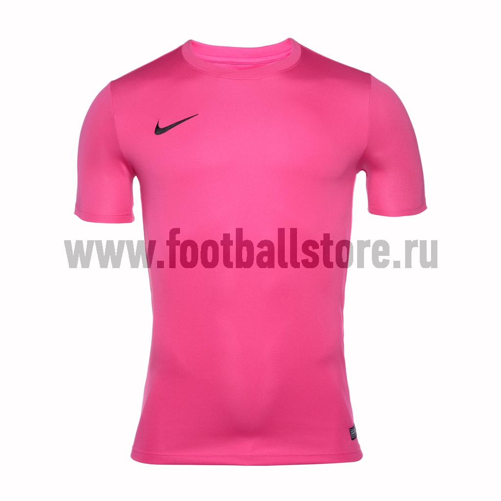 Футболка игровая Nike SS Park VI JSY 725891-616 футболка игровая nike ss park derby jsy 588413 463
