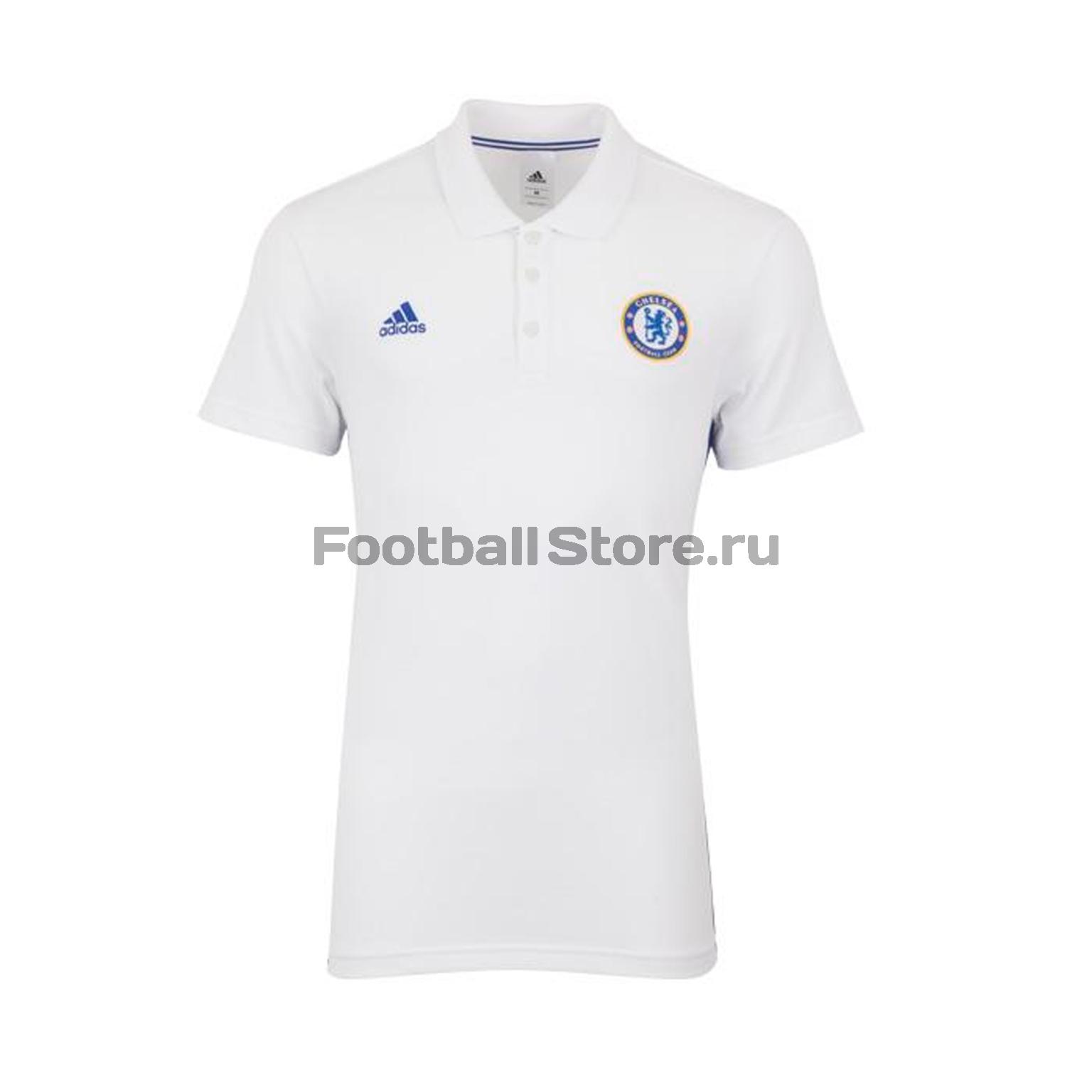 Chelsea Adidas Поло Adidas Chelsea 3S AP1548