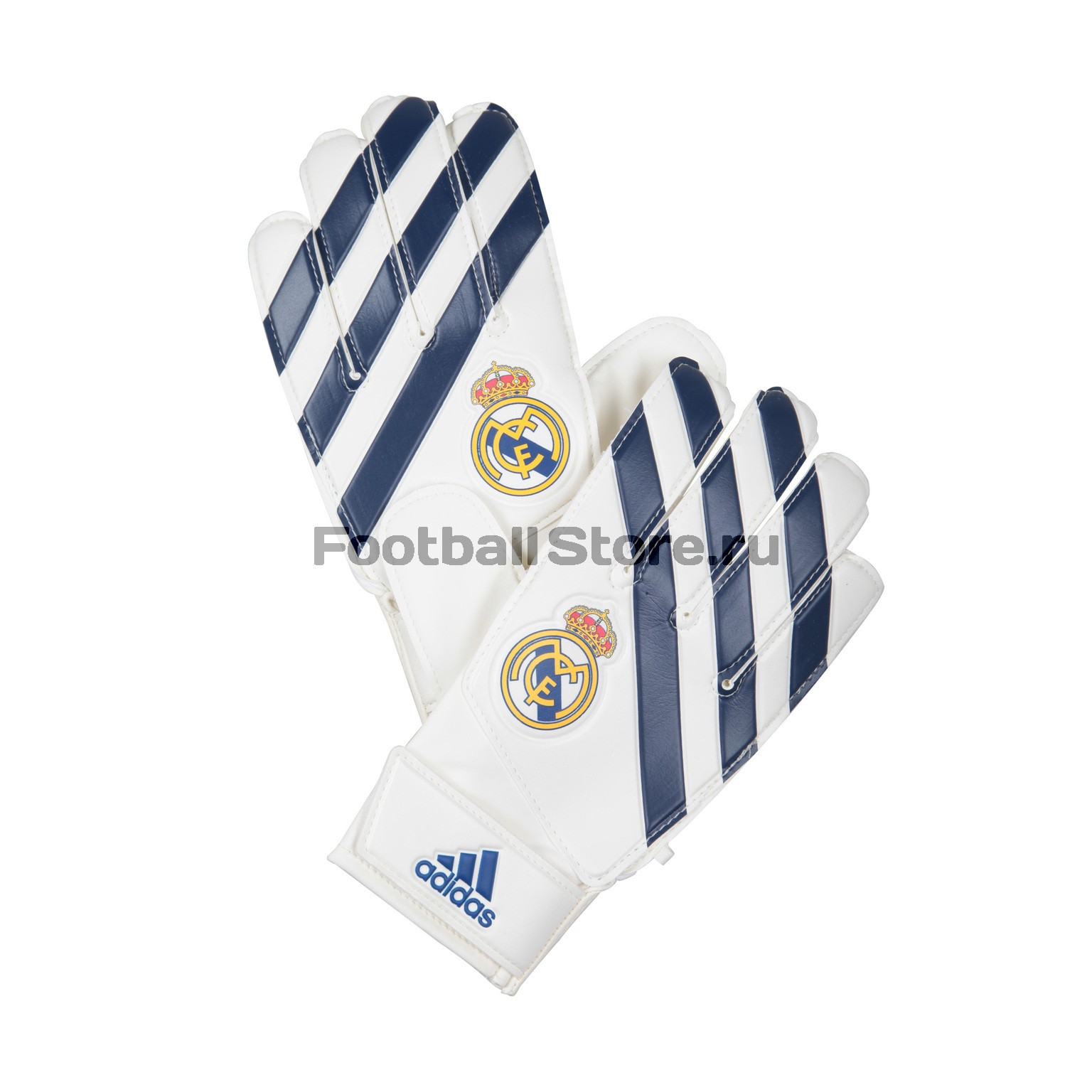 Перчатки Adidas Перчатки Adidas Real Madrid Lite AP7017 real madrid adidas свитер adidas real madrid euhybrid top bq7851