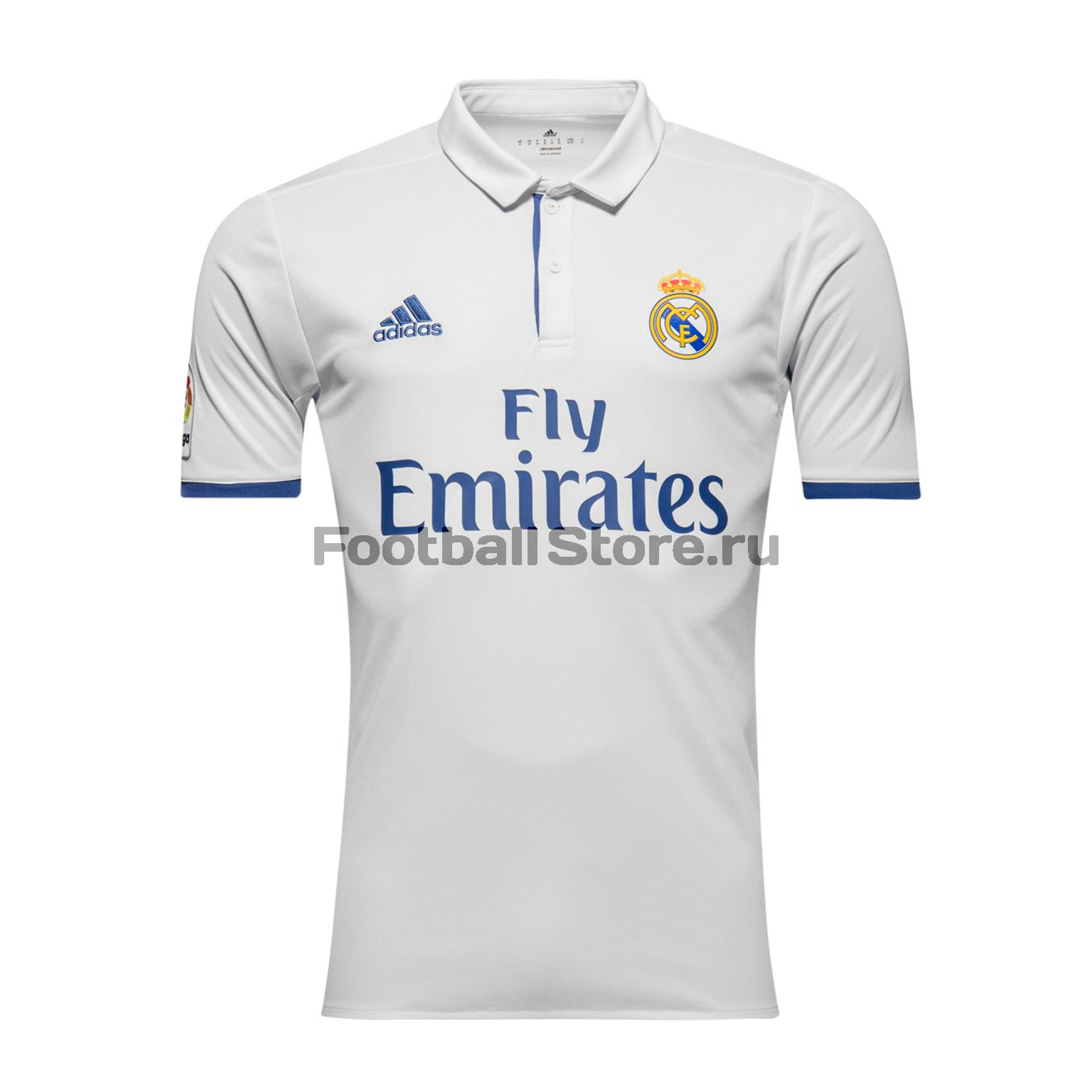 Real Madrid Adidas Футболка игровая Adidas Real Madrid Home S94992 adidas adidas fc real madrid home replica 2016 2017 ss