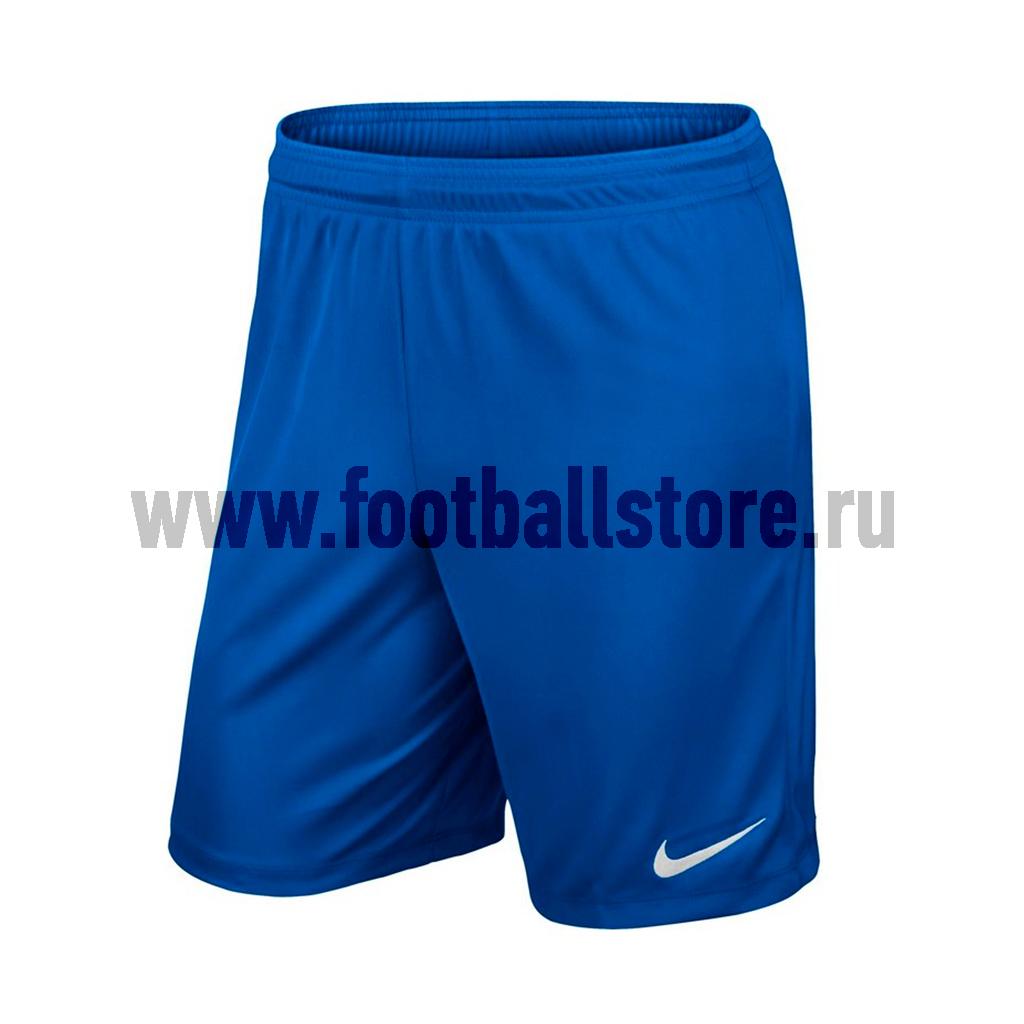 Игровая форма Nike Шорты Nike YTH Park II Knit Short WB 725989-463 игровая форма nike шорты игровые nike boys park ii nb 725988 677