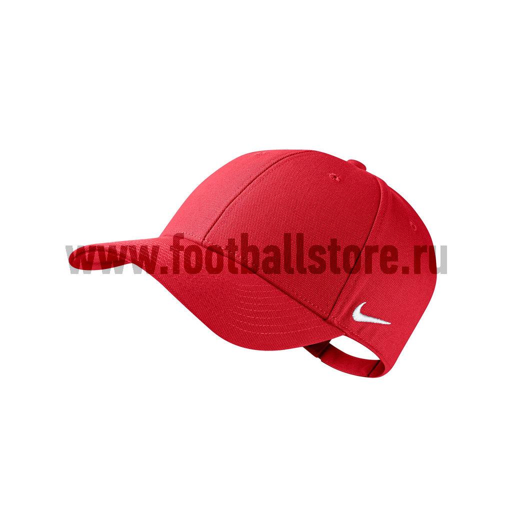 Головные уборы Nike Бейсболка Nike Team Club Cap 646398-657 цены