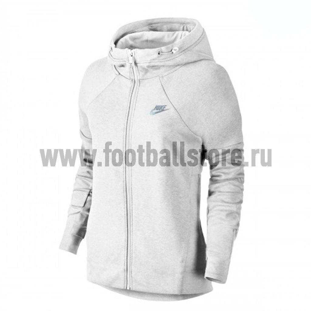где купить  Свитера/Толстовки Nike Толстовка женская Nike Tech Fleece FZ Hoodie 806329-051  по лучшей цене