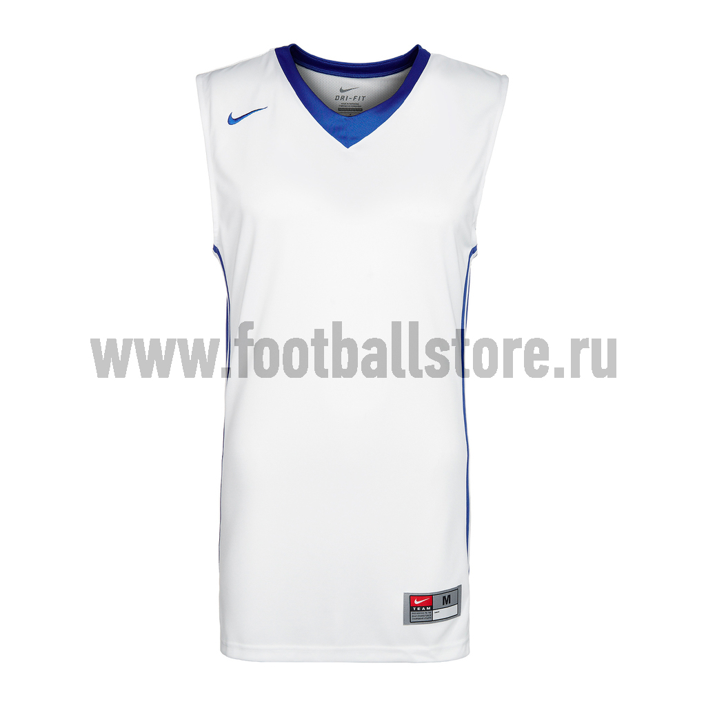 Майка игровая баскетбольная Nike National Varsity 639394-108
