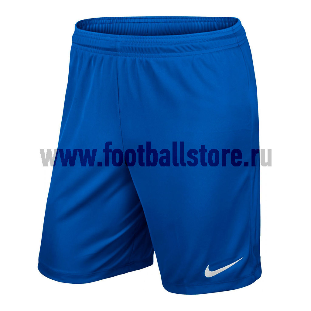 Шорты игровые Nike Park II Knit Short WB 725903-463 шорты nike park knit short wb 448222 739