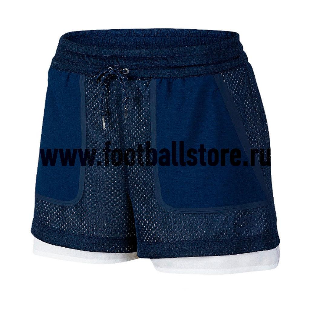 Шорты Nike Женские тренировочные шорты Nike Premium Pack Short 811777-451