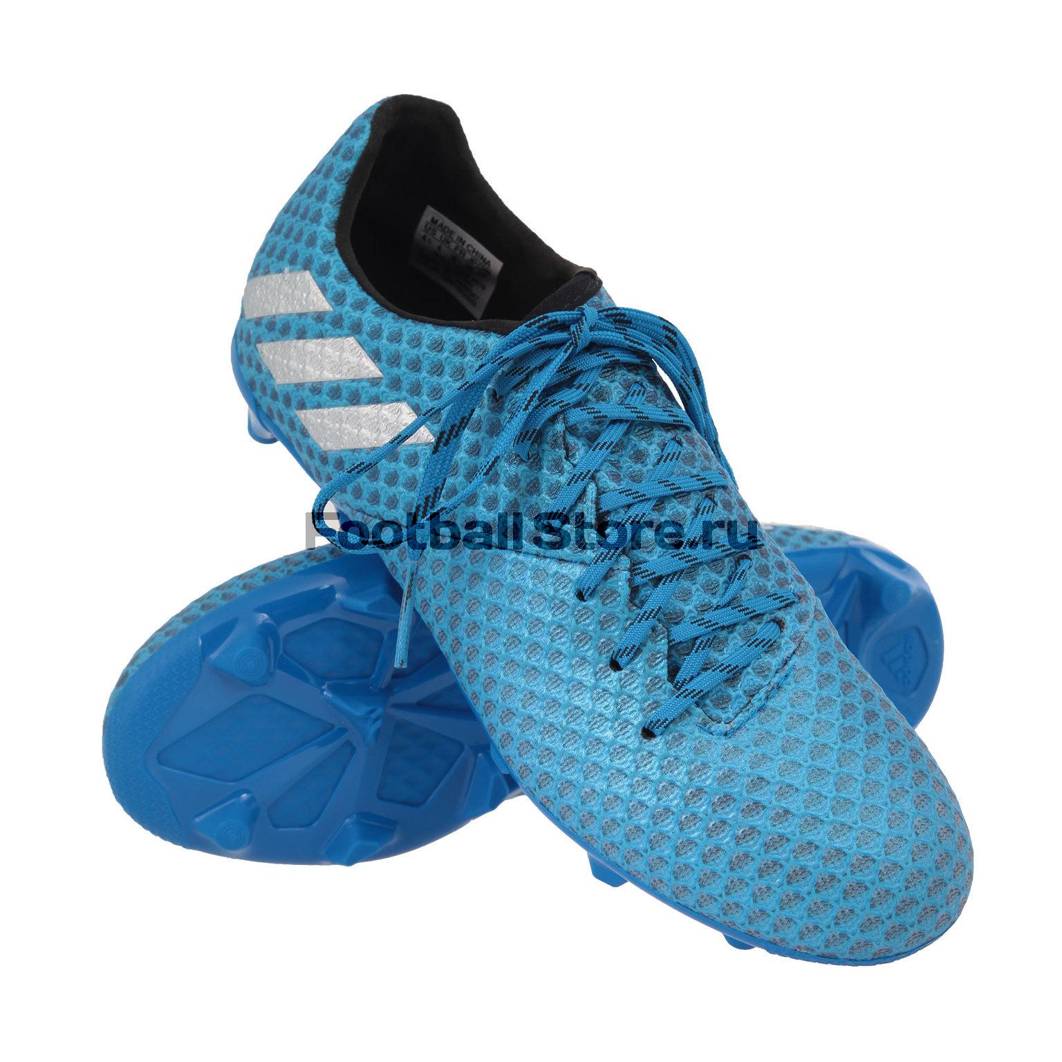 Детские бутсы Adidas Бутсы Adidas Messi 16.1 FG JR BB3852 adidas бутсы adidas messi 15 3 jr af4665