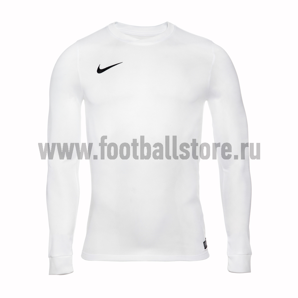 Футболка игровая Nike LS Park VI JSY 725884-100 fingerband nike dri fit bsbl sweatband dri fit bsbl