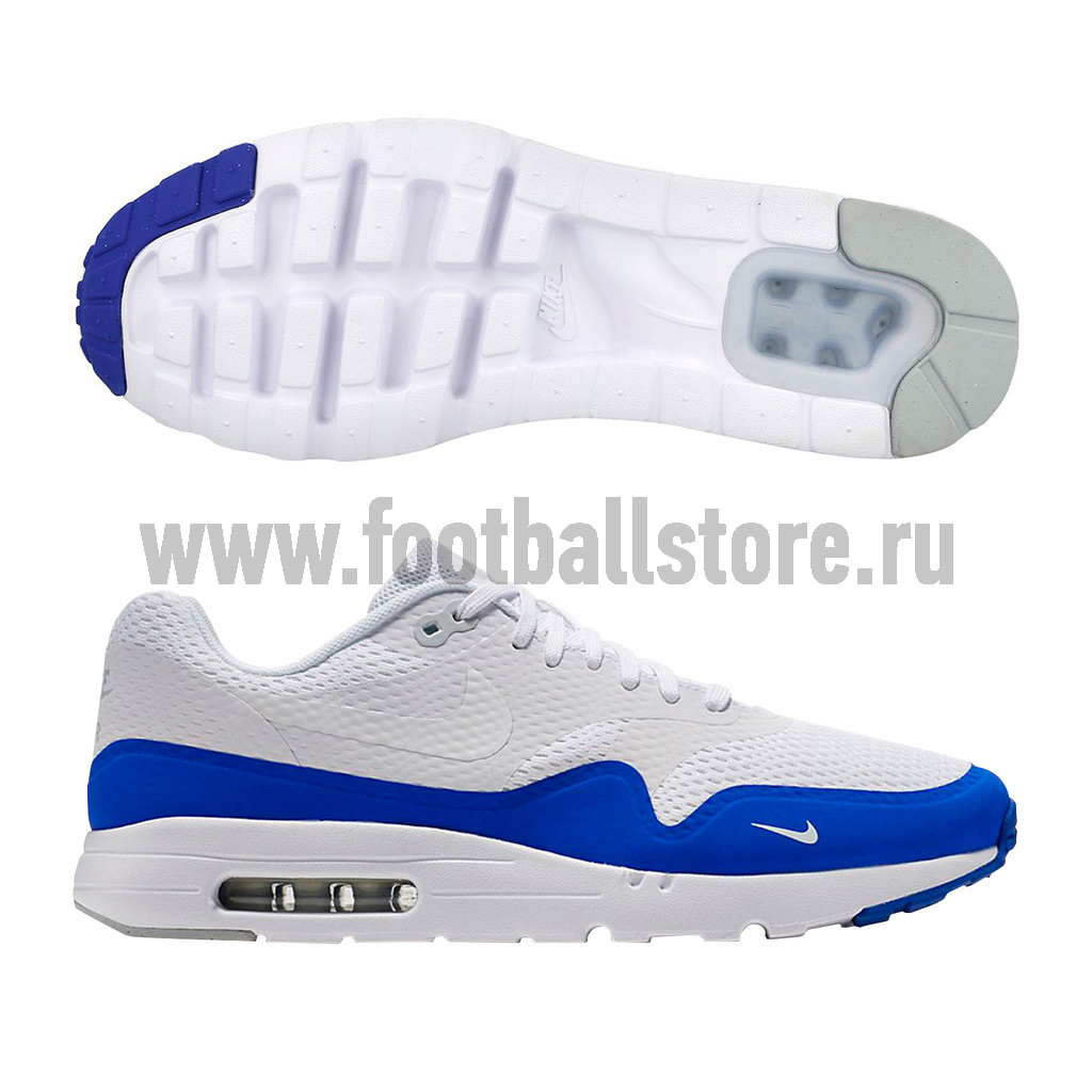 Кроссовки Nike AIR MAX 1 ULTRA Essential 819476-114
