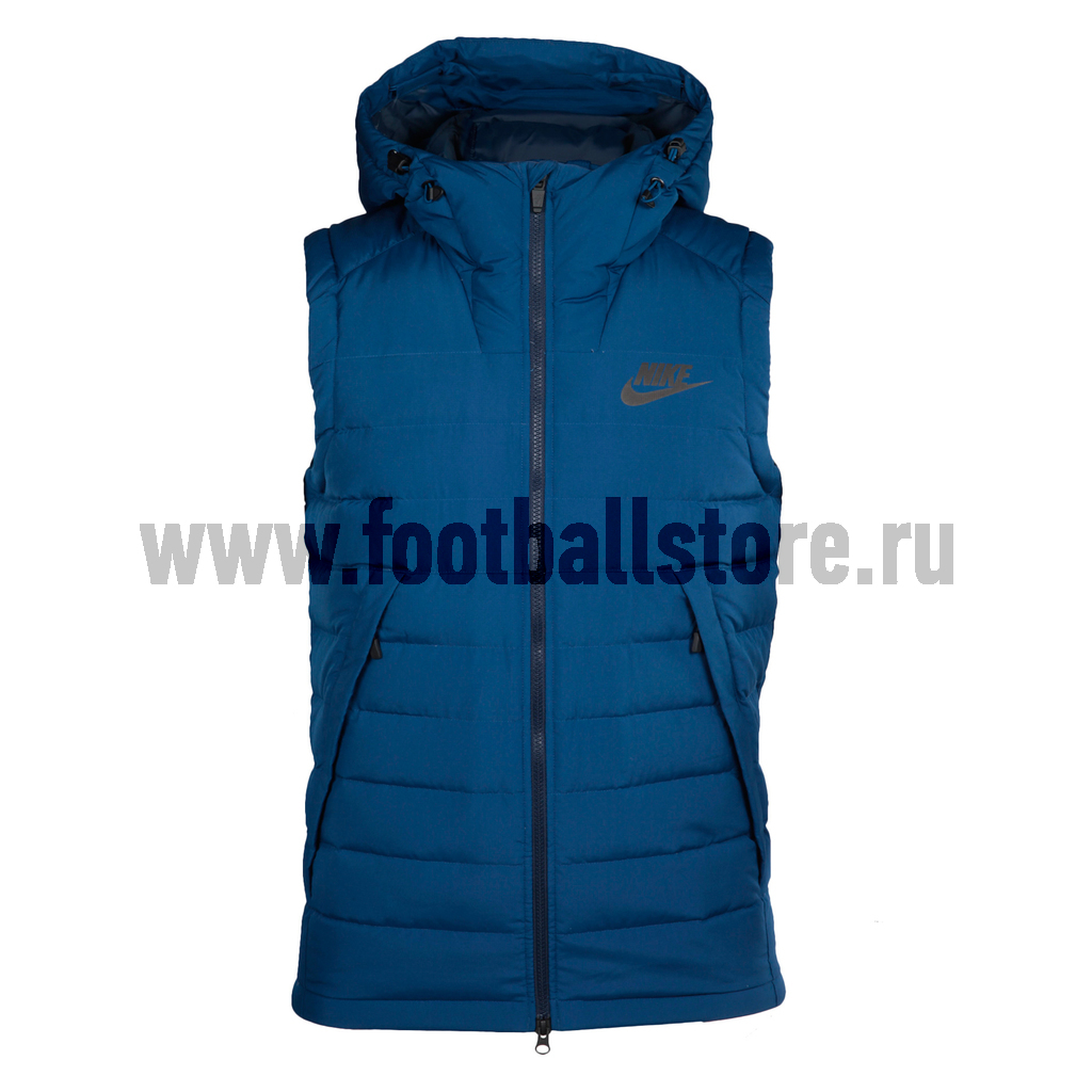 Жилет Nike M NSW Down Fill Vest 806858-423 original new arrival 2017 nike as m nsw av15 pant wvn men s pants sportswear