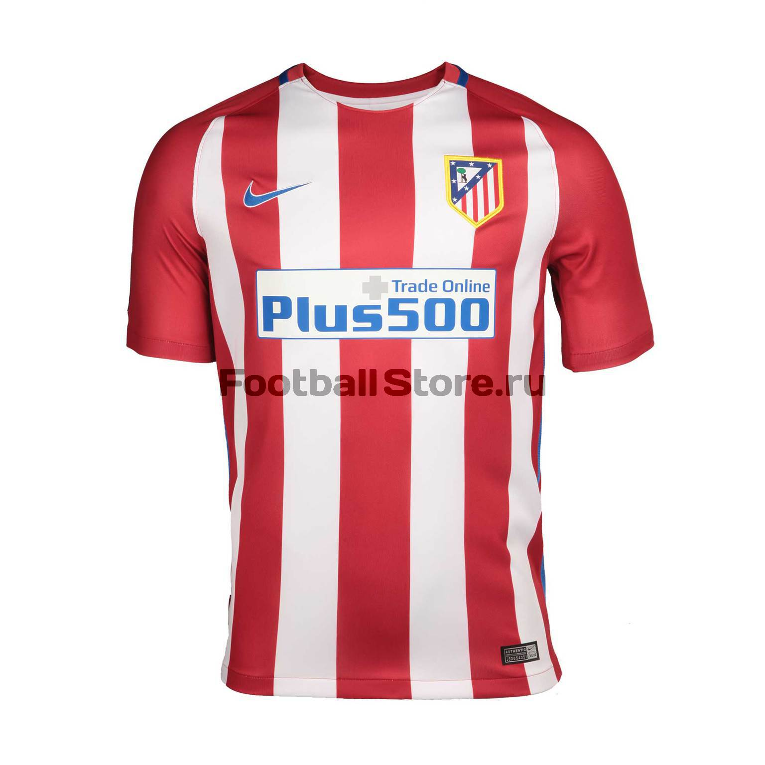 Футболка игровая Nike Atletico Madrid Home Stadium JSY 808308-649