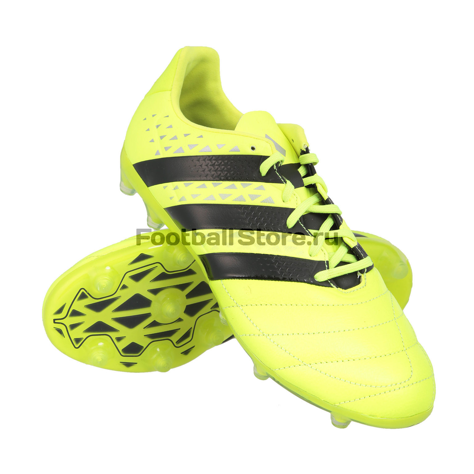Бутсы Adidas Ace 16.2 FG Leather S31916 игровые бутсы adidas бутсы adidas ace 17 1 fg by2459