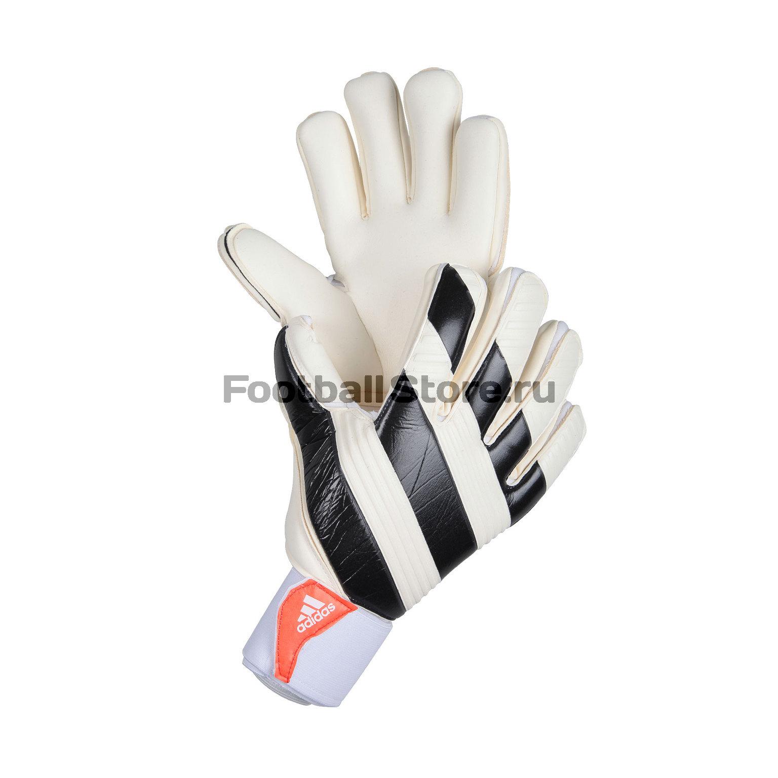 Перчатки вратарские Adidas Classic Pro AP7009 перчатки вратарские adidas ace half neg az3688