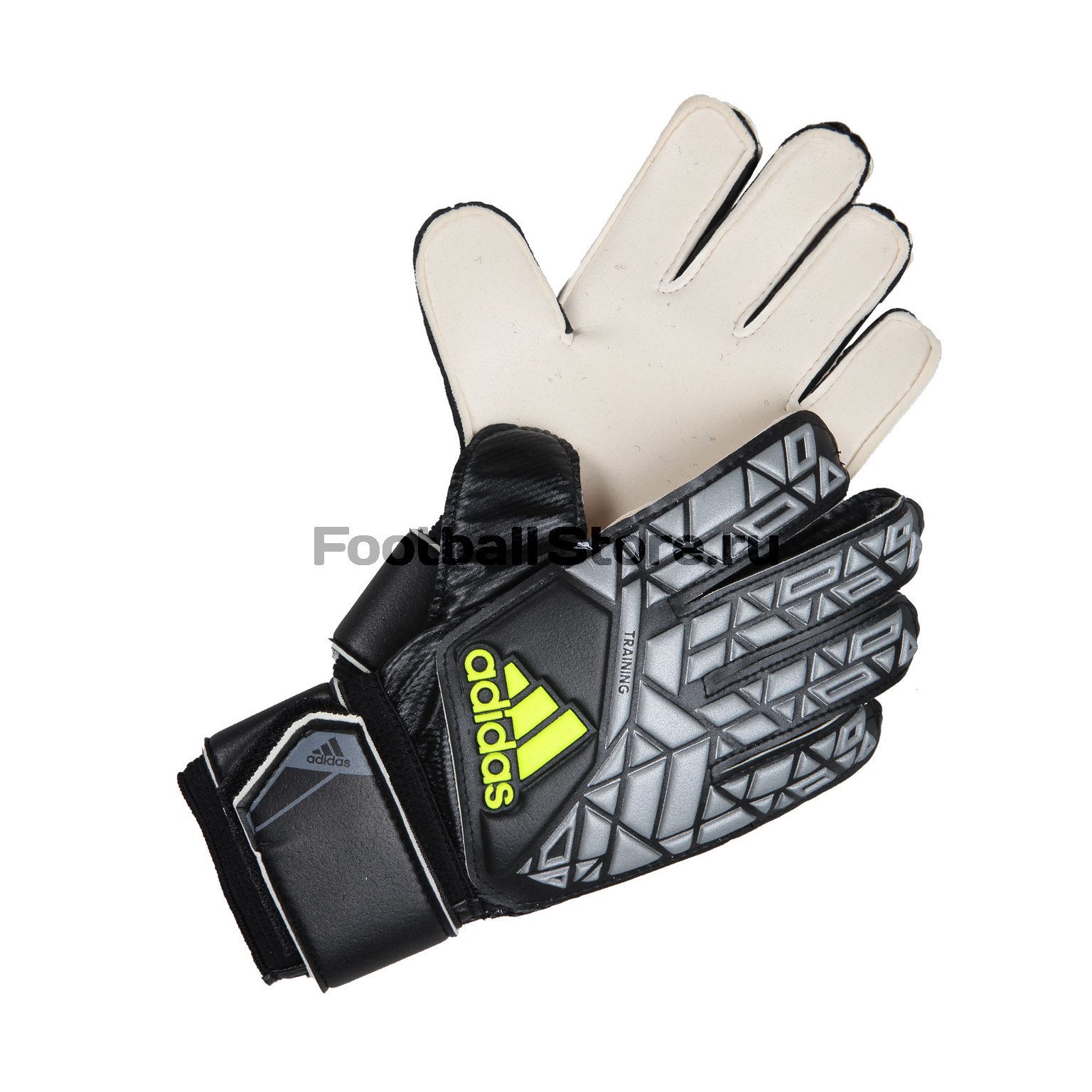 Перчатки Adidas Перчатки вратарские Adidas ACE Training AZ3118 цены онлайн