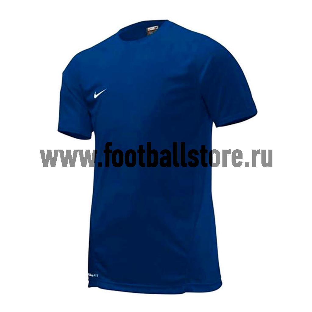 Игровая форма Nike Майка игровая Nike Park iv game jersey ss jr