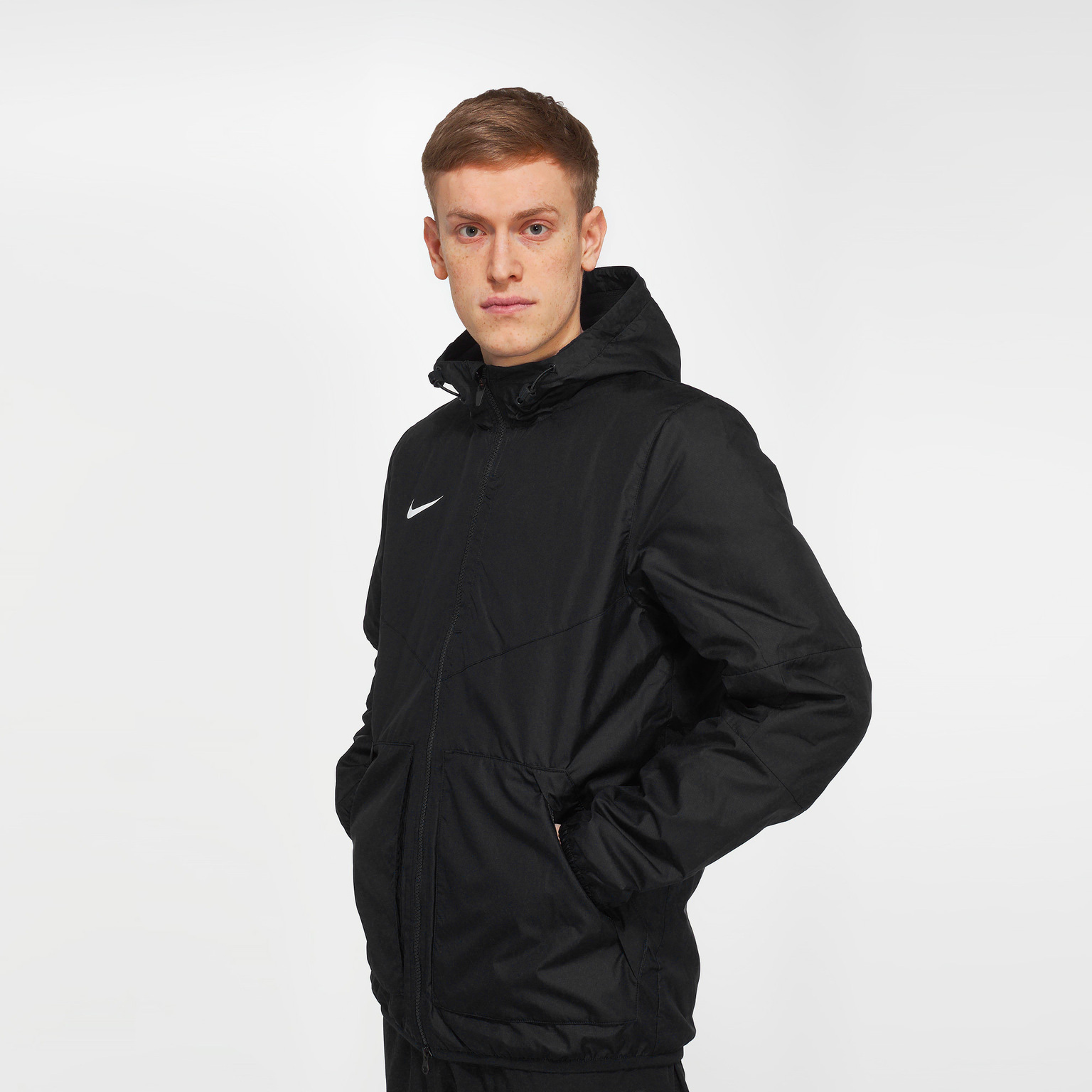 Куртки/Пуховики Nike Куртка Nike Team Fall JKT 645550-010 20pcs lot 2513n to 252