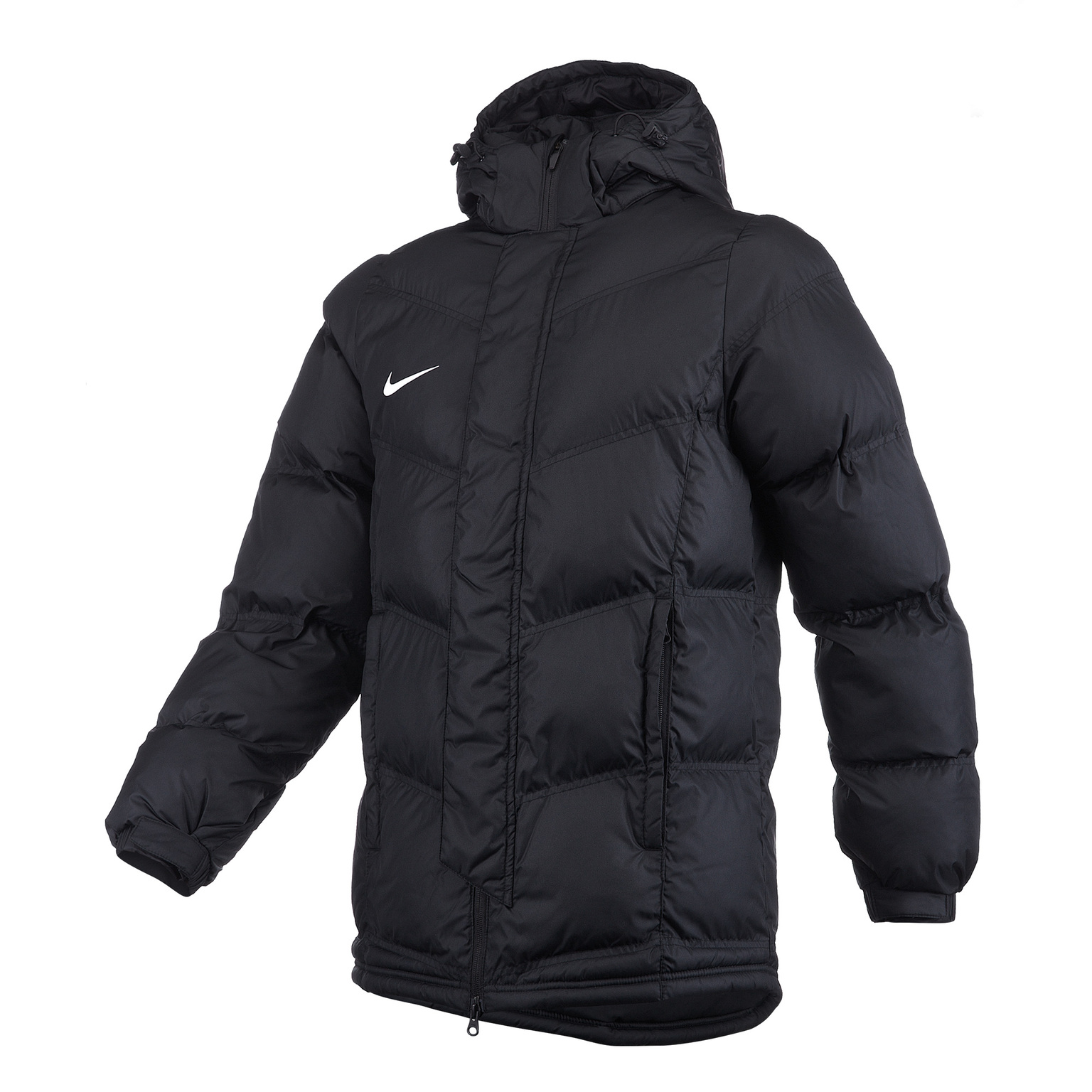 цена Куртки/Пуховики Nike Куртка Nike Team Winter JKT 645484-010 онлайн в 2017 году