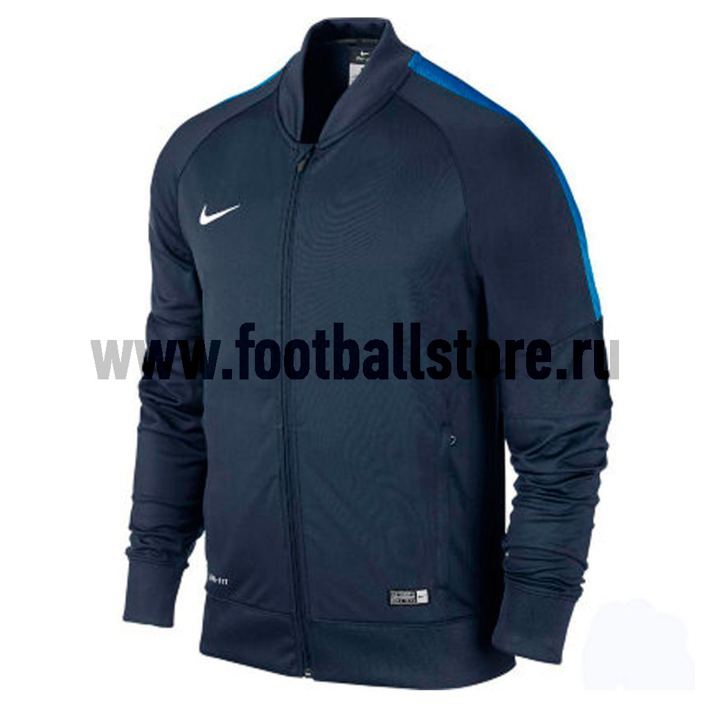 Олимпийка Nike Squad KNIT JKT JR 645900-451 олимпийка nike squad knit jkt jr 645900 451