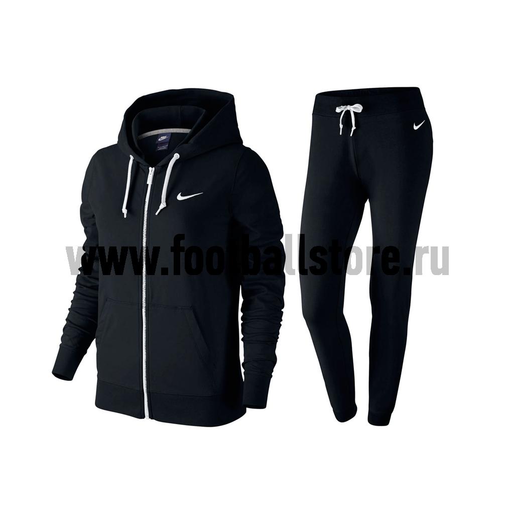 цена  Костюмы Nike Костюм спортивный женский Nike NSW TRK Suit 623417-010  онлайн в 2017 году