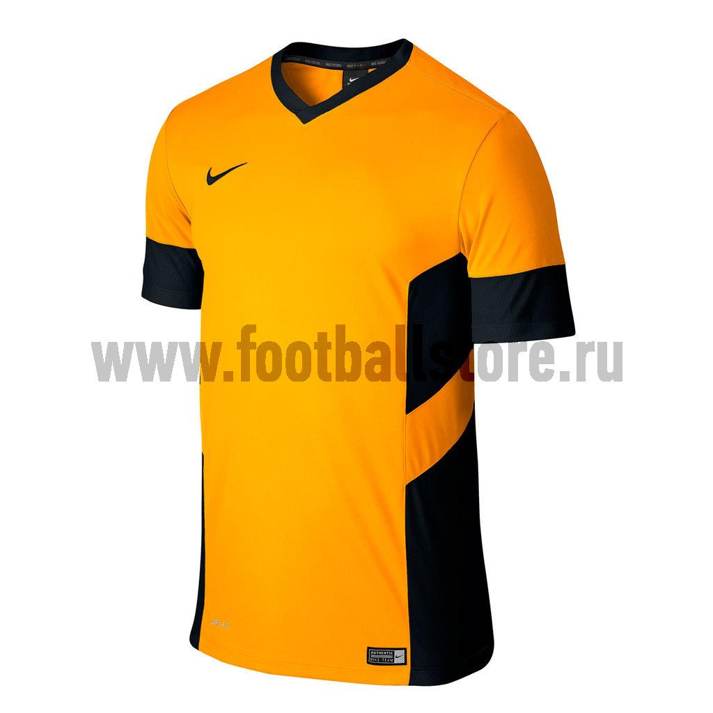 nike футболка squad flash ss trng top 2 Футболки Nike Футболка тренировочная Nike SS Academy TRNG TOP 588468-739