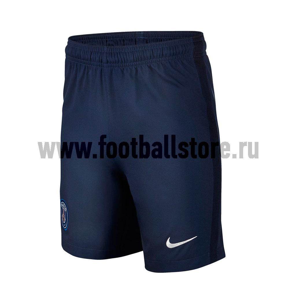 Клубная продукция Nike Шорты подростковые Nike PSG YTH HA3 Stadium Short 777061-410