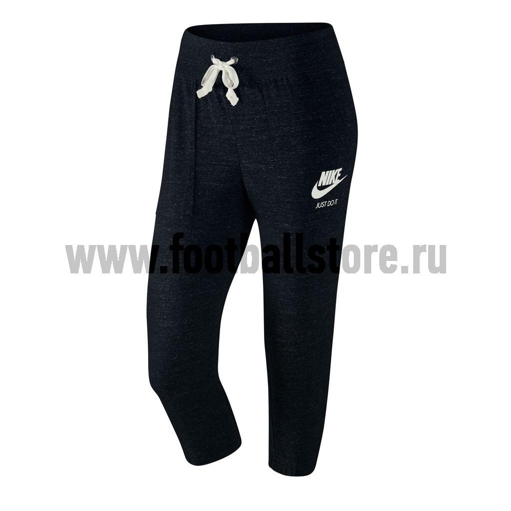 Брюки тренировочные женские Nike W NSW GYM VNTG CPRI 726053-010