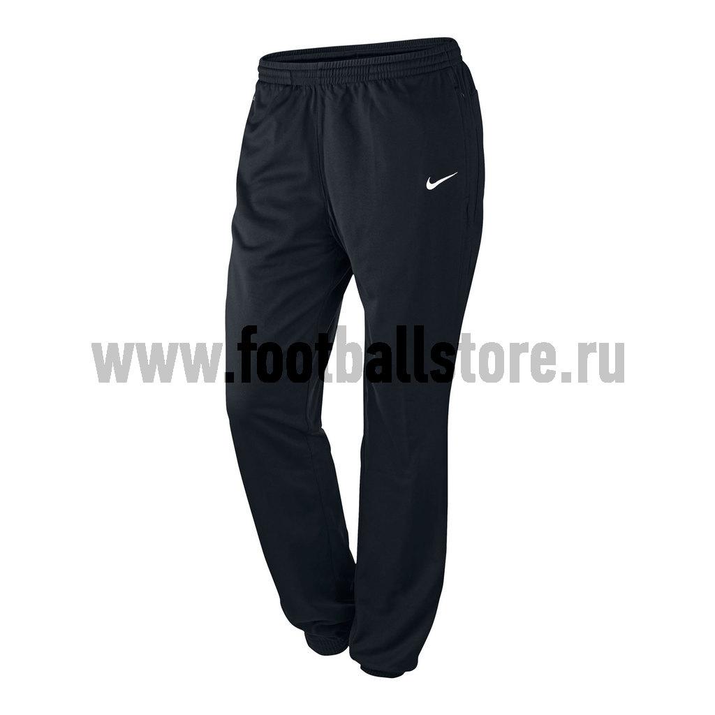 Брюки тренировочные женские Nike WS Libero Knit Pant 588516-010 брюки д костюма nike libero knit pant jr su14 588455 451 l тёмно синий