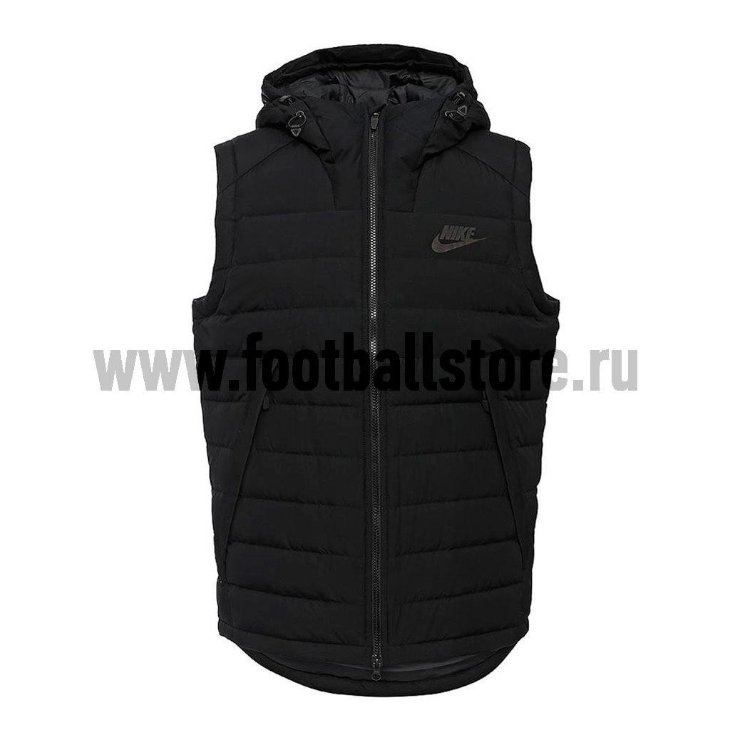 Куртки/Пуховики Nike Жилет Nike M NSW Down Fill Vest 806858-010 жилеты nike жилет w nsw dwn fill vest