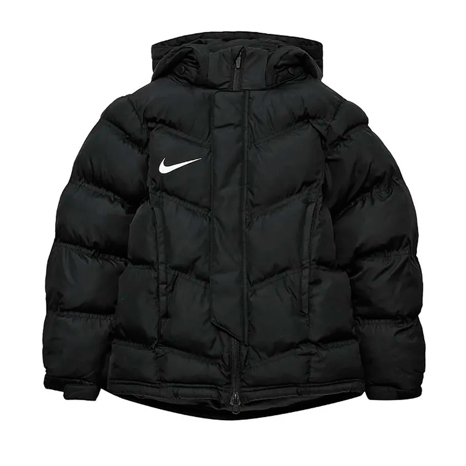 Куртка подростковая Nike Team Winter Jacket 645907-010 куртка nike team winter jkt 645484 010