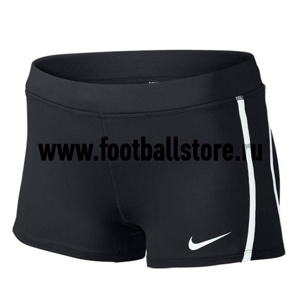Шорты Nike Шорты тренировочные женские Nike Tempo Boy Short 603642-012 шорты женские knit tempo short nike