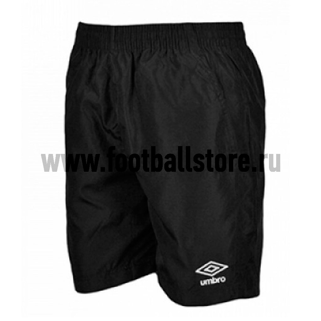 Umbro Шорты тренировочные Umbro Basic Woven Shorts 530114-061 umbro umbro gymsack