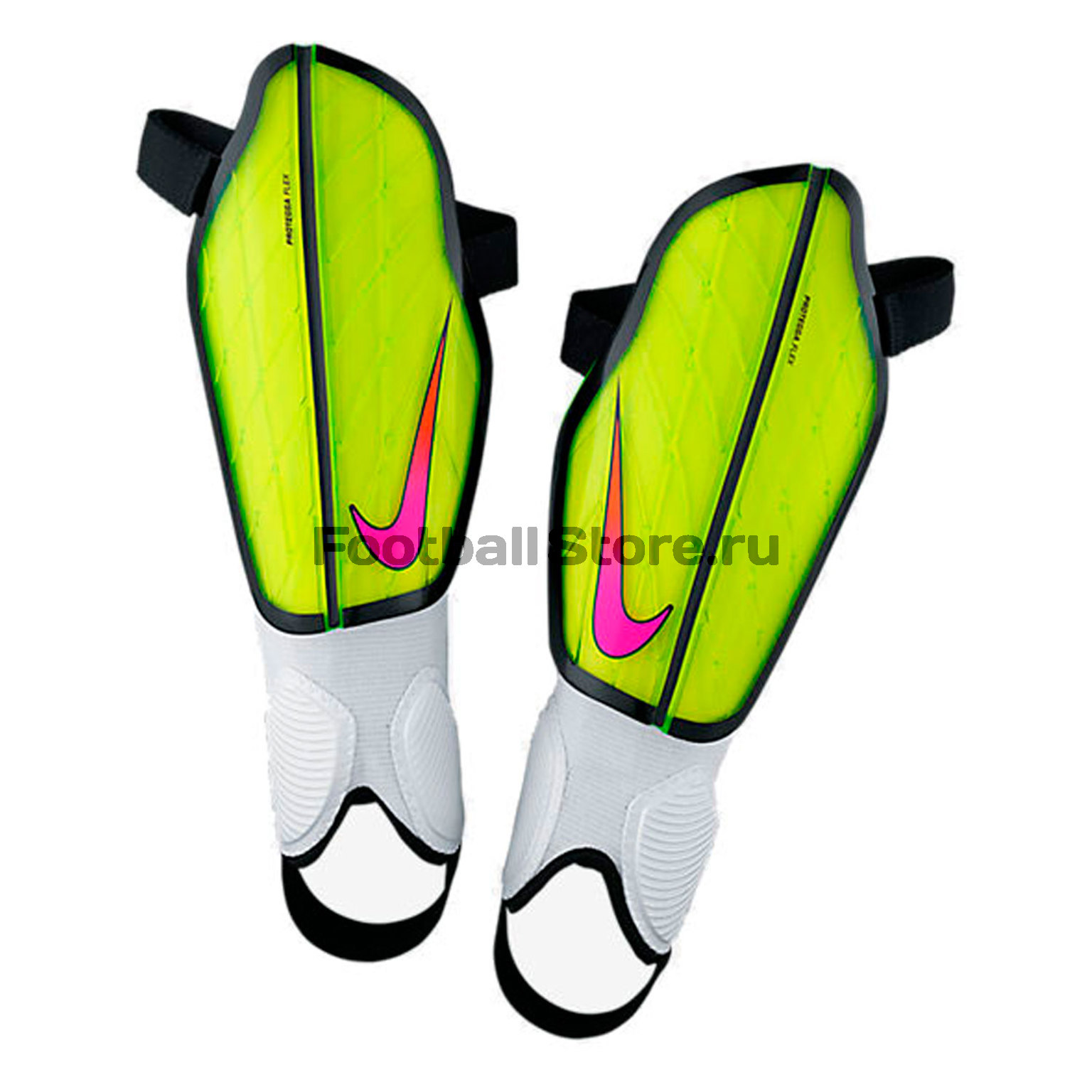 Защита ног Nike Щитки футбольные Nike Protegga Flex SP0313-702