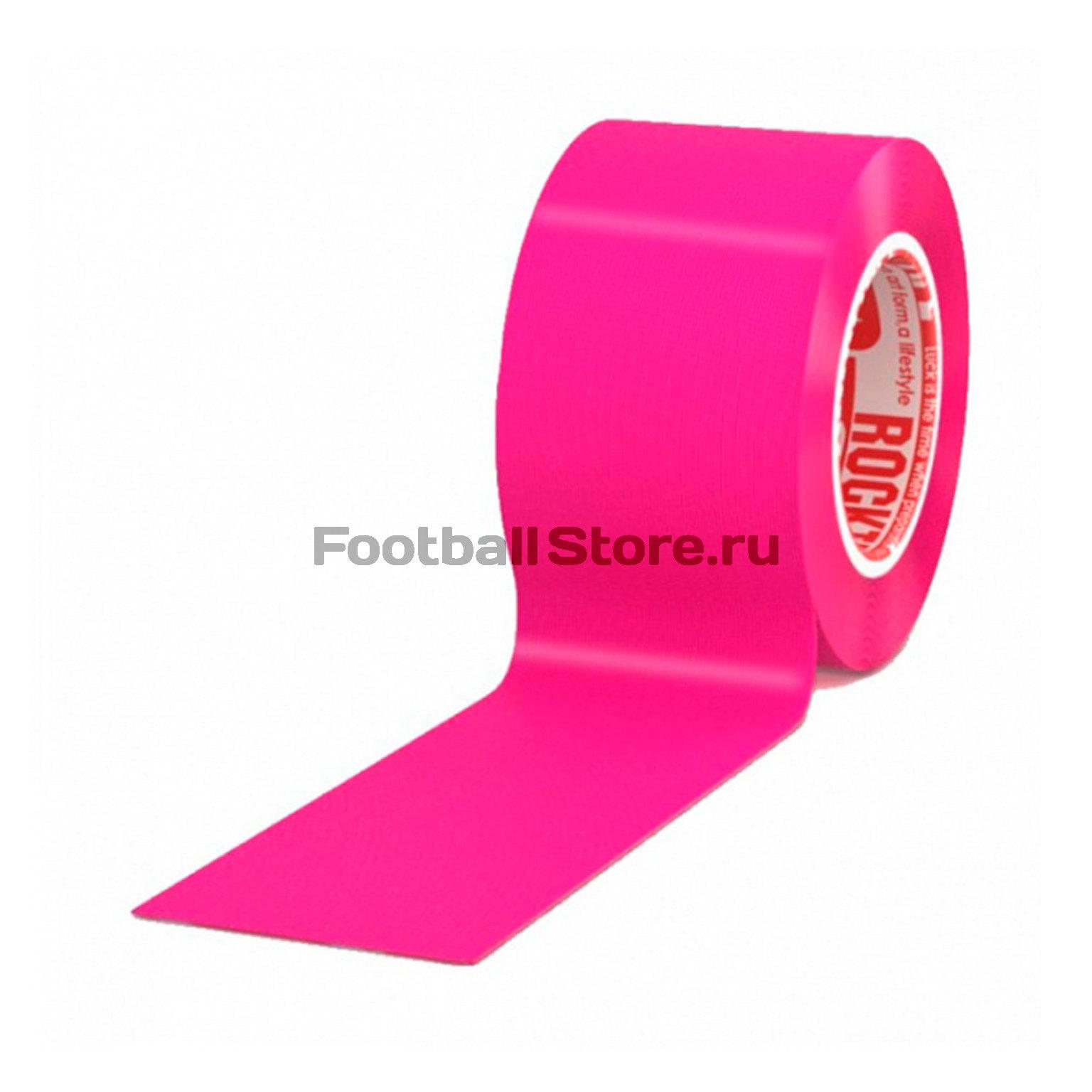 Тейп Кинезио Rocktape, classic, розовый 5см х 5м