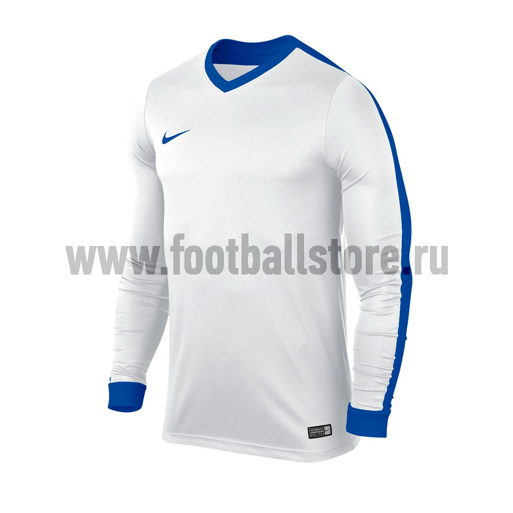 Футболки Nike Футболка игровая Nike LS Striker IV JSY 725885-100 в киеве в кредит hatsan striker 1000s