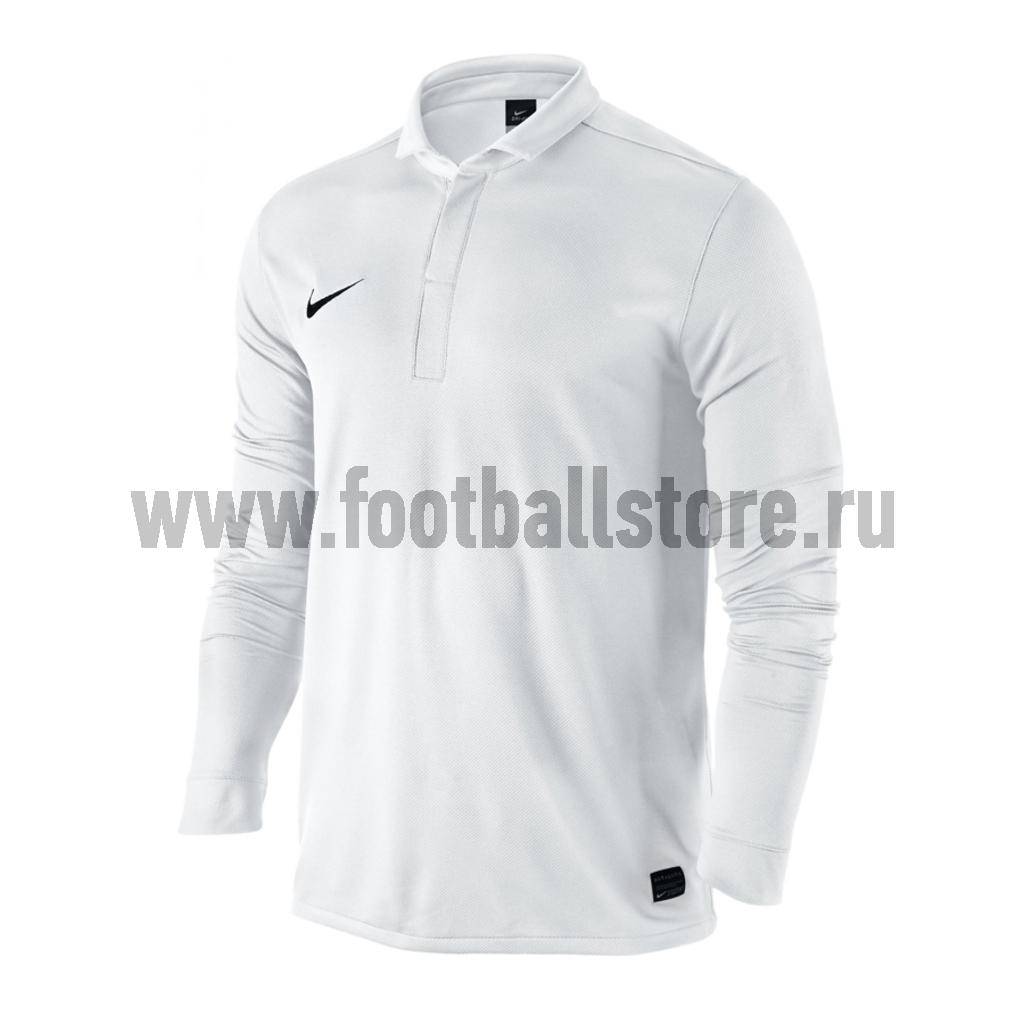 Футболки Nike Майка игровая Nike Revolution Game Jersey LS 413132-100