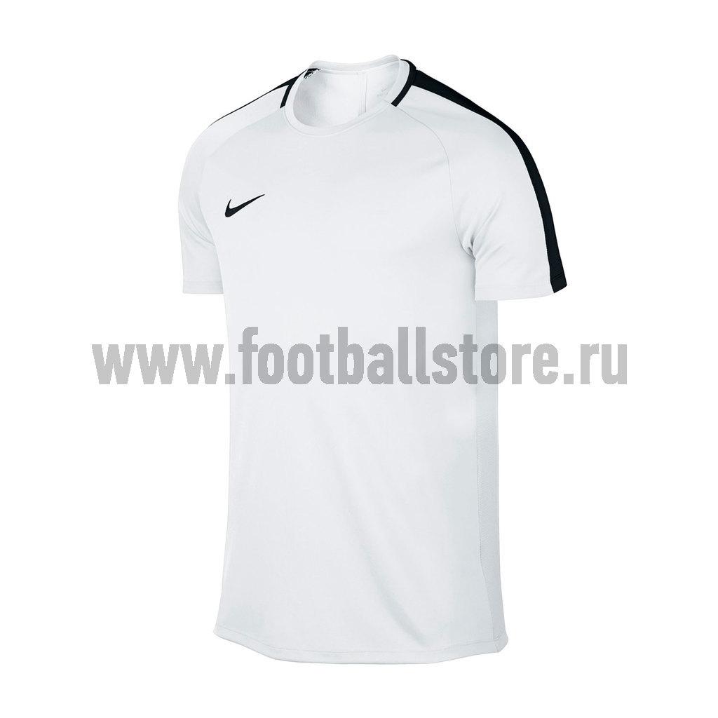 Футболка игровая Nike Dry ACDMY TOP SS 832967-100