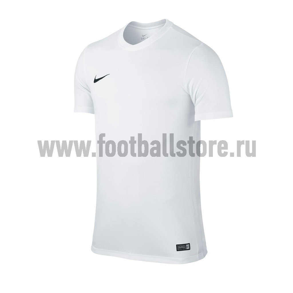Футболка игровая Nike Park VI JSY 725891-100 гетры nike classic football fit dri sx4120 601