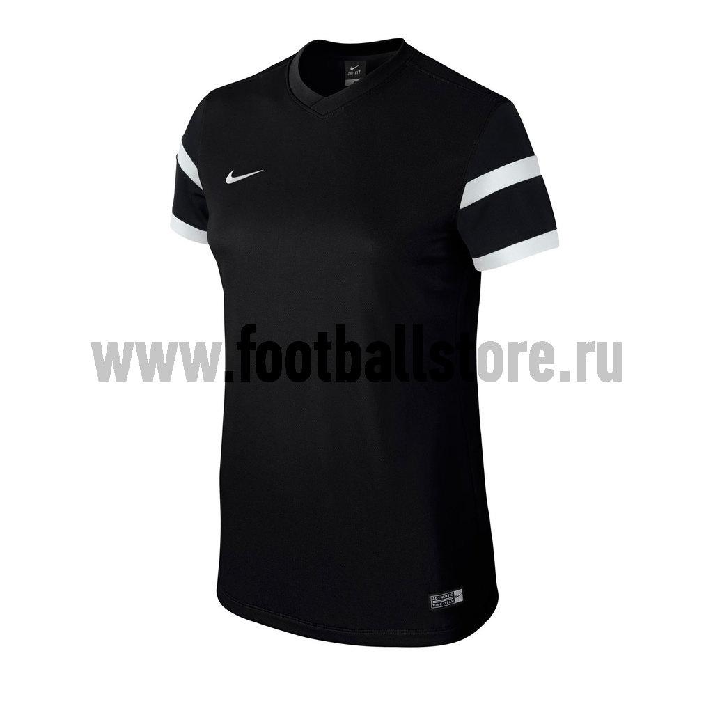Футболка игровая женская Nike SS WS Trophy II Jersey 588505-010 футболки nike футболка игровая nike ss revolution iv jsy 833017 010