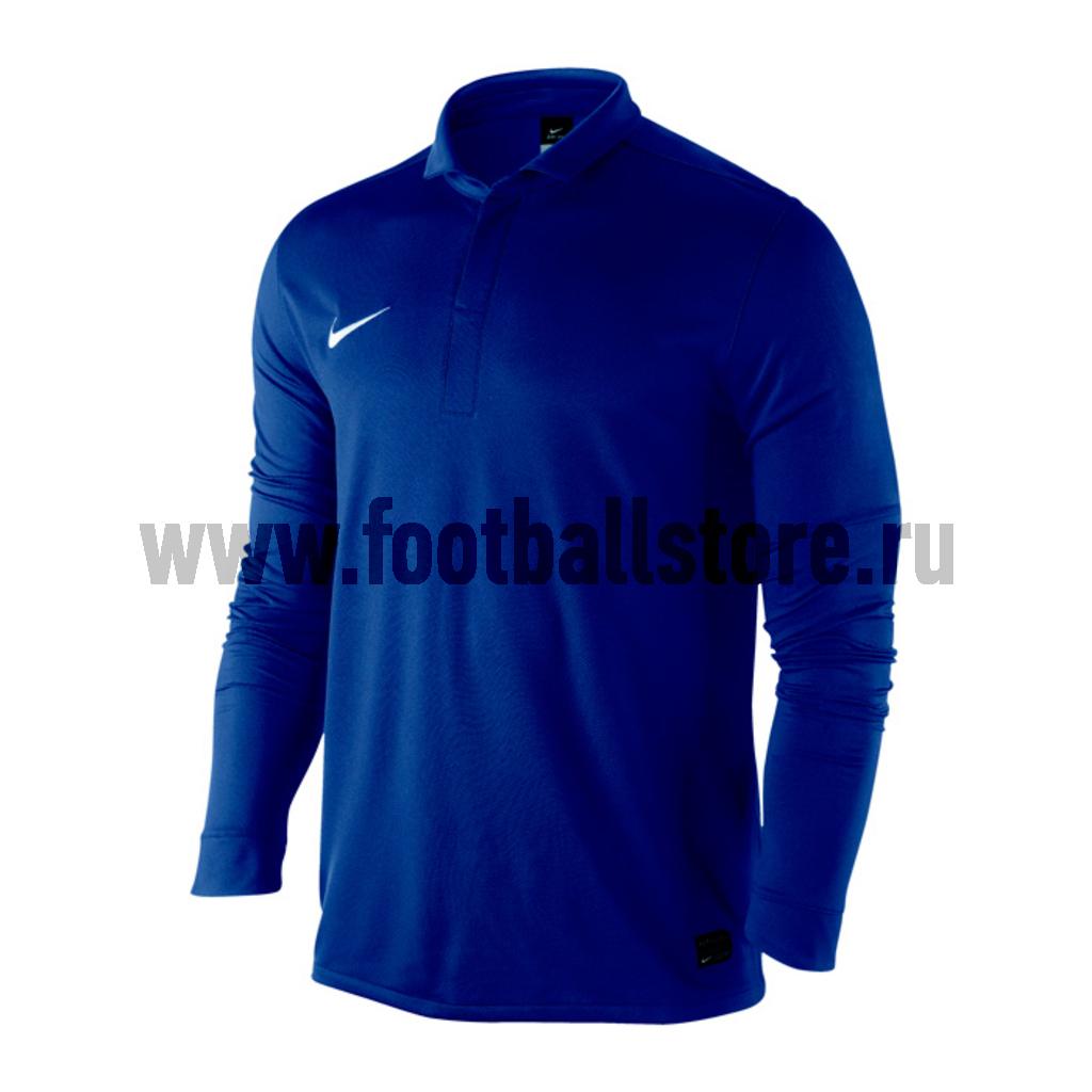 Футболки Nike Майка игровая Nike revolution game jersey ls