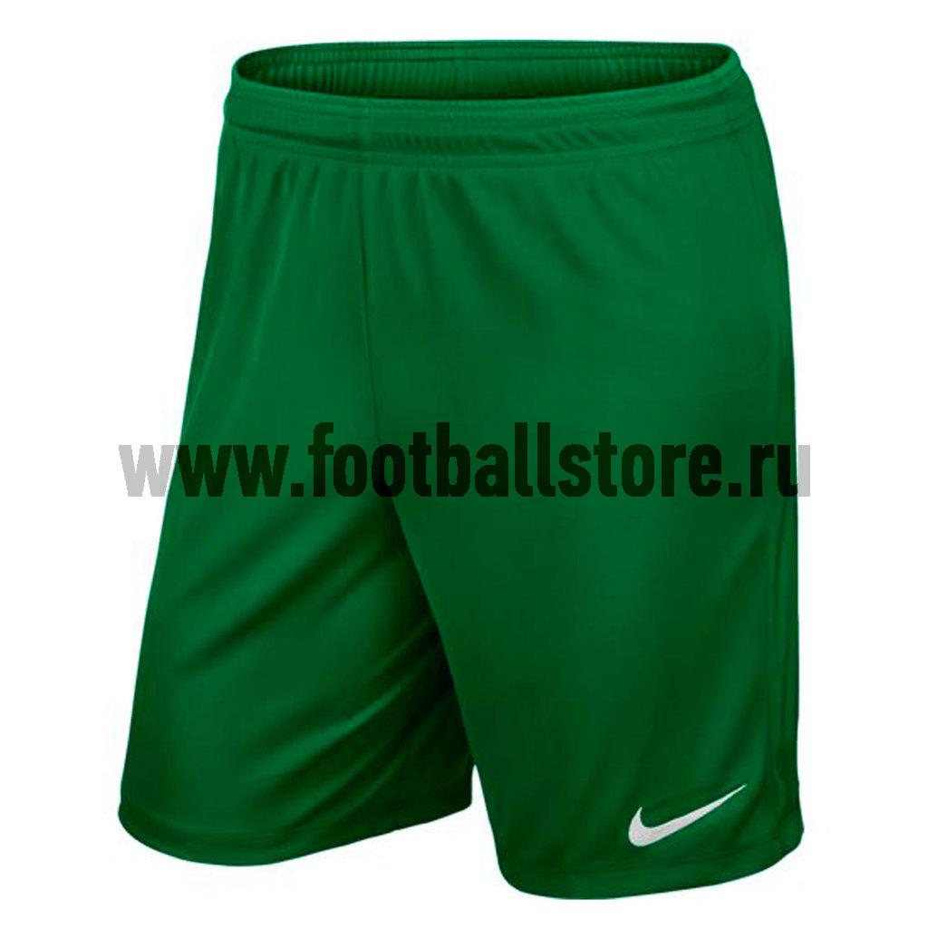 Игровая форма Nike Шорты игровые Nike Boys Park II NB 725988-302 игровая форма nike футболка детская nike ss precision iii jsy boys 645918 410