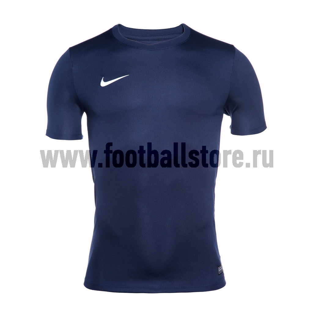 Футболка игровая Nike SS Park VI JSY 725891-410 спортивная футболка nike dri fit touch 607729 063 696