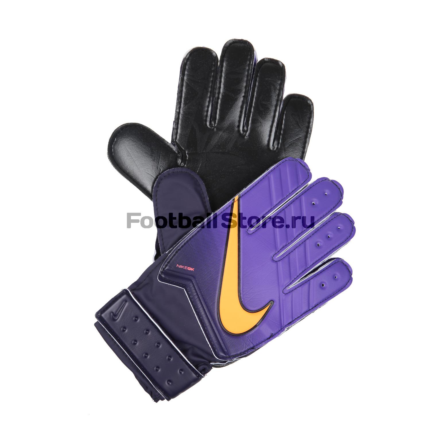 Перчатки вратарские детские Nike GK Match JR GS0331-560