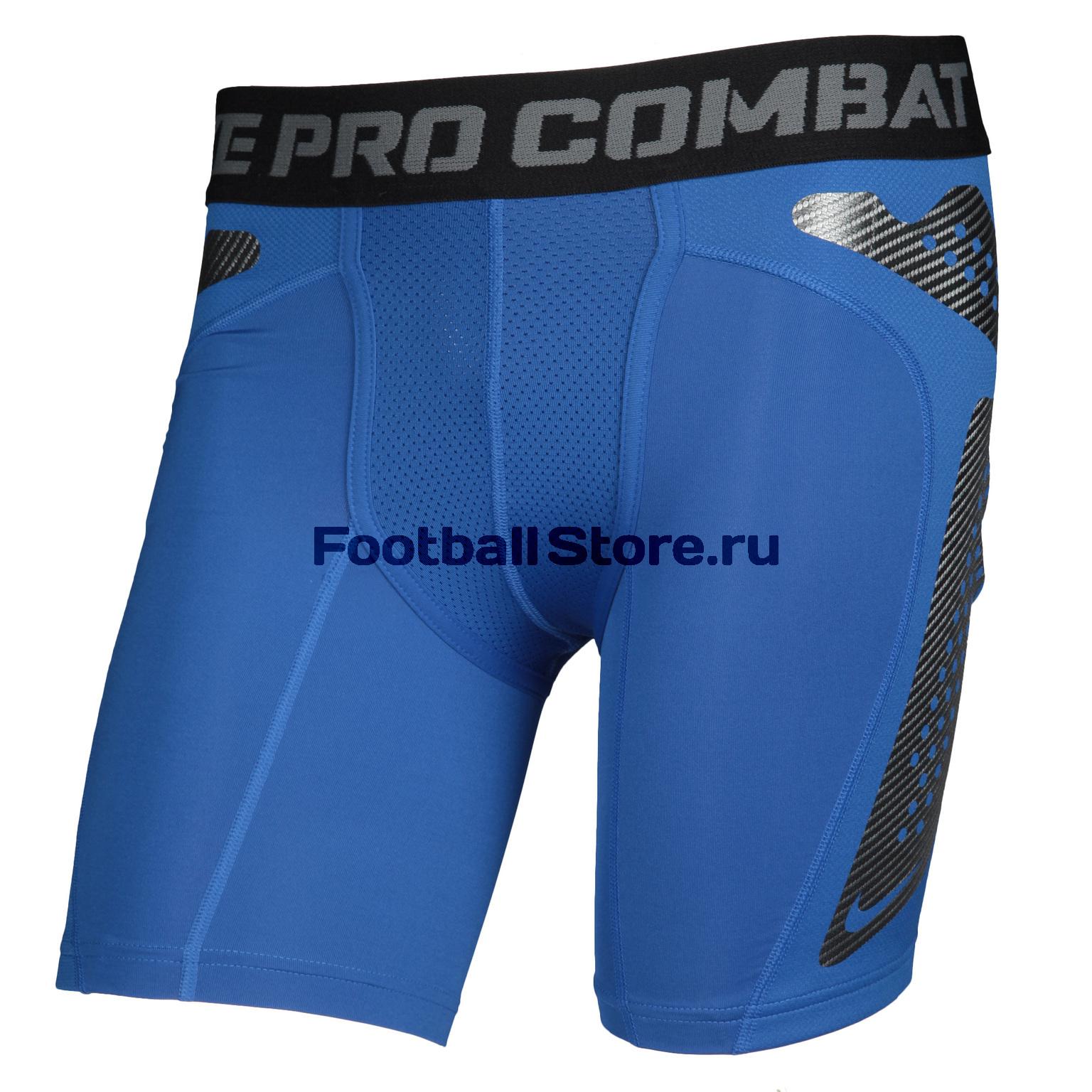 Термобелье шорты Nike Pro hyperstrong slider 454820-493