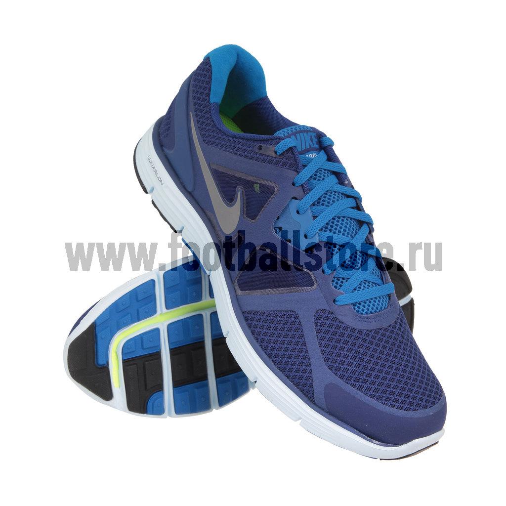 Кроссовки Nike Кроссовки Nike Lunarglide + 454164-401 кроссовки nike кроссовки nike md runner 2 749794 410